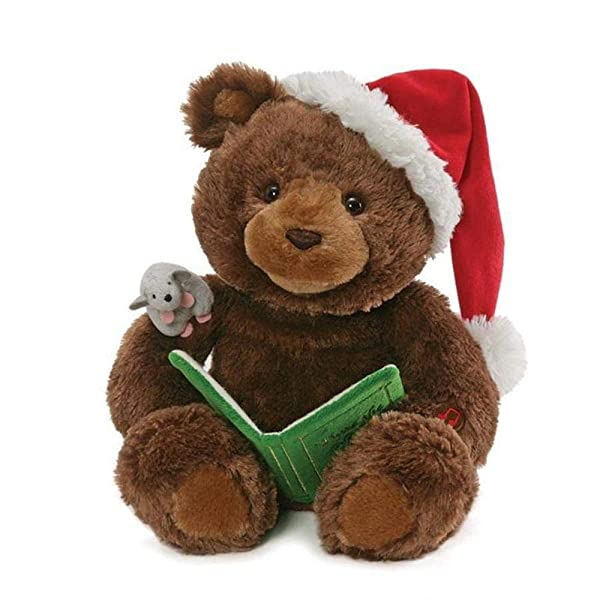 Gnd GBD Storytime Bear GBL (Color: Multicolor)