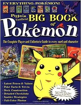 Amazon.com: The Big Book of Pokemon: The Ultimate Player ...