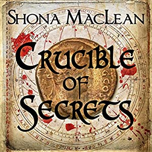 Crucible of Secrets Audiobook