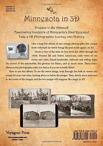 Minnesota in 3D: A Look Back in Time [With 3-D Glasses] (Stereoscope)