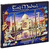 Schipper - 9260435 - Peindre d'après les nombres - Taj Mahal - 80 x 50 cm