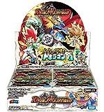【特典付き】 デュエル・マスターズ DMR-21 TCG 革命ファイナル 拡張パック第1章 ハムカツ団とドギラゴン剣(バスター) DP-BOX (限定プロモパック5パック付)