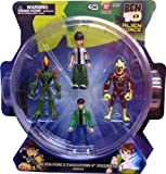 Ben 10 - Alien Force - Evolution 4