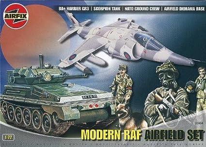 Airfix - A06904 - Construction et Maquettes - Bâtiment - Modern RAF Airfield Set