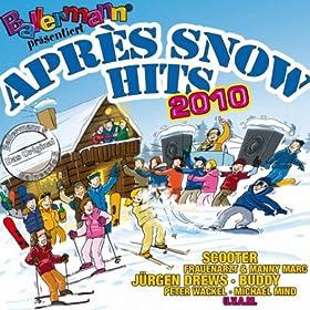Ballermann pr�sentiert Apr�s Snow Hits 2010