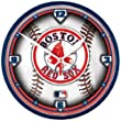 Boston Red Sox MLB Round Wall Clock