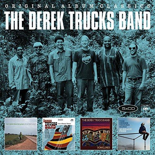 CD : Derek Trucks - Original Album Classics (Germany - Import)