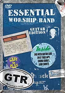Essential Worship Band: Guitar DVD