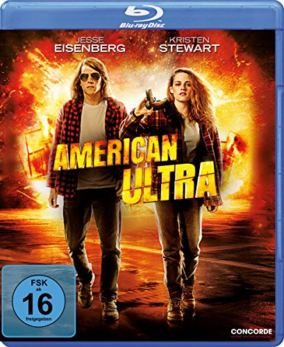 American Ultra [Blu-ray]