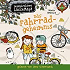 Das Fahrradgeheimnis (Detektivbüro LasseMaja 22) Hörbuch von Martin Widmark Gesprochen von: Jens Wawrczeck