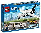 レゴ (LEGO) シティ プライベートジェットとリムジン 60102