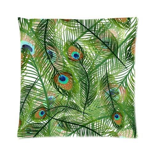 Peacock Print Bedding Set front-137110