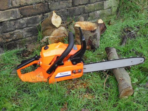 38Cc Petrol Chainsaw