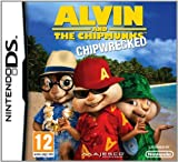 Alvin & The Chipmunks - Chip Wrecked [Nintendo DS] - Game