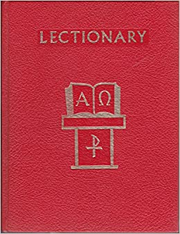 lectionary for mass the roman missal amazon co uk