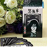 iLive®10 Styles Different Anime Poker Standard Size Playing Cards,Game Card,Cartoon poker