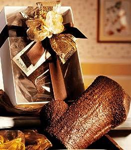 Chocolate Yule Log - Tronchetto di Natale al Caffe