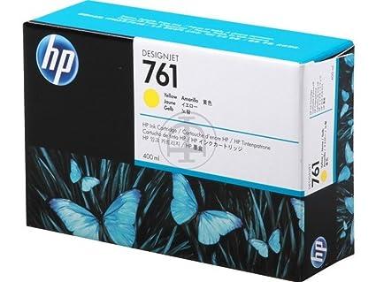 HP - Hewlett Packard DesignJet T 7100 42 inch (761 / CM 992 A) - original - Ink cartridge yellow - 400ml