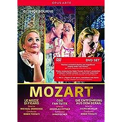 Mozart: Le nozze di Figaro; Cosi fan tutte; Die entfuhrung aus dem serail