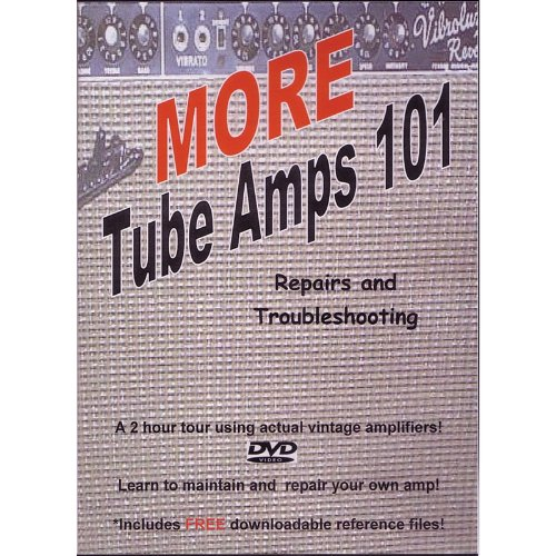Video DVD - More Tube Amps 101
