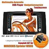 2DIN-Autoradio-CREATONE-V-336DG-fr-Mercedes-Sprinter-W906-ab-2006-mit-Audiosystem-5-und-20-mit-GPS-Navigation-Europa-Bluetooth-Touchscreen-DVD-Player-und-USBSD-Funktion