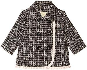 kate spade york Tweed Coat (Baby)