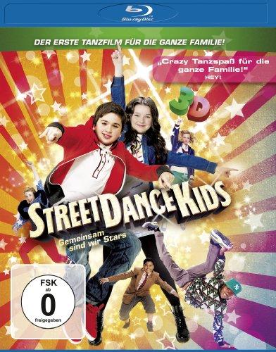StreetDance Kids - Gemeinsam sind wir Stars (inkl. 2D-Version) [3D Blu-ray]