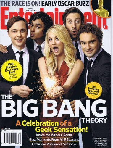 Entertainment Weekly [US] September 28 2012 (単号)