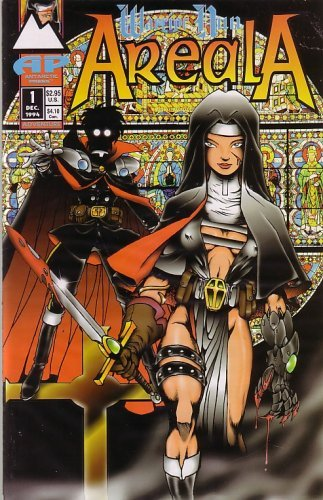 Areala Warrior Nun Comic Book