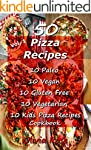 50 Pizza Recipes - Paleo - Vegan - Gl...