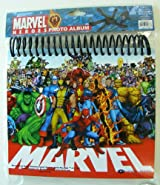 Marvel Heroes photo album- Marvel character picture book