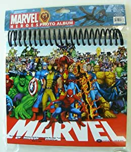Marvel Heroes photo album- Marvel character picture book [Kitchen]