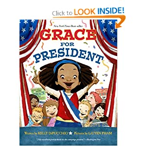Grace for President (new jacket)