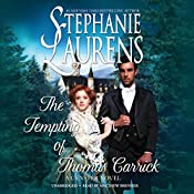 The Tempting of Thomas Carrick: The Cynster Novels, Book 21 | Stephanie Laurens