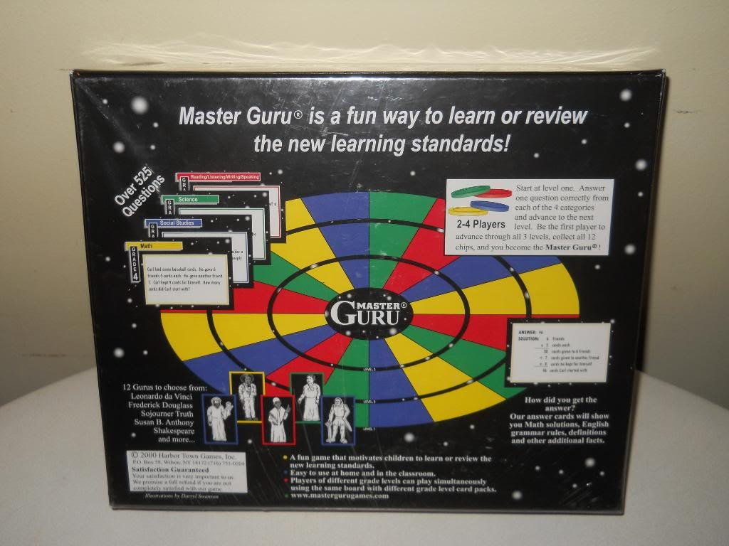 Master Guru Board Game Based on New York State Learning Standards - Grade 3 z97m d3h z97 lga1150 matx all solid game board board