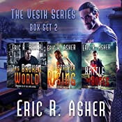 The Vesik Series: Books 4-6: Vesik Series Boxset, Book 2 | [Eric Asher]