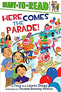 Book Cover: Here Comes the Parade!