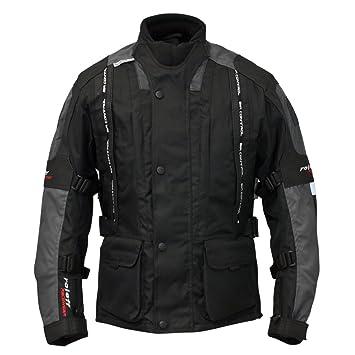 RO roleff 531 s textile/cuir taifun sachet de pinces à papier noir/gris