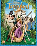 Tangled Disney (one-disc Blu-ray)3D BD50 1080p(2010)