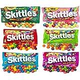 All American Skittles Assortment 6 Flavors 6 packs - EZ-SHIP PACK