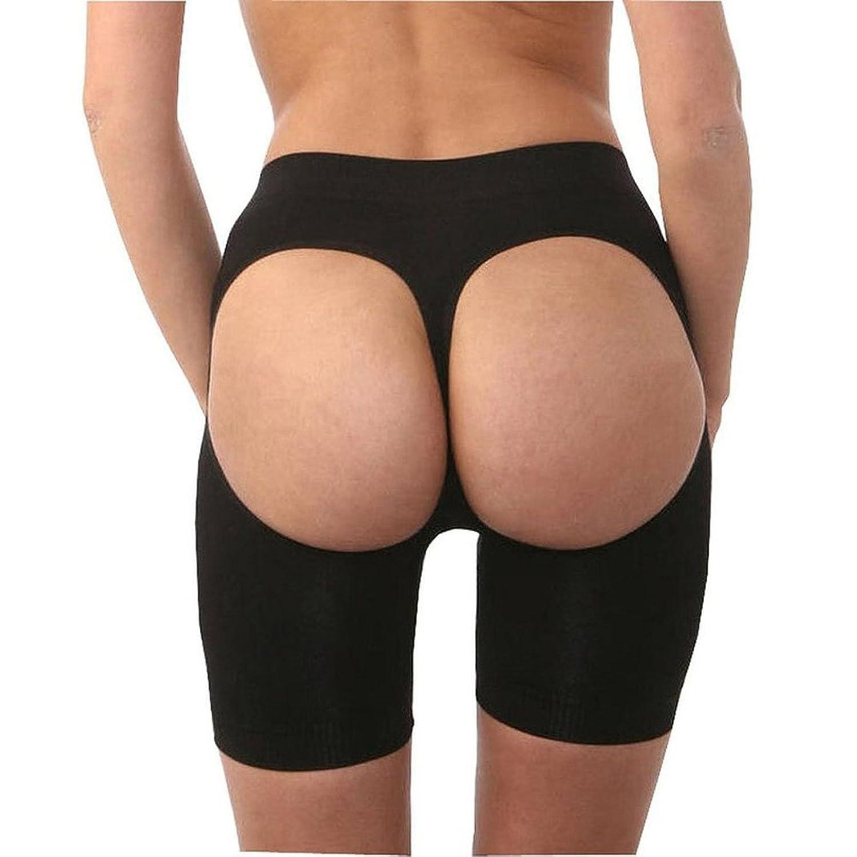 Dopobo® Damen Nylon Hüfte Hosen,Hip-Pant,push up pants Open Hip Hinterbacke,Erweiterer Boyshorts Unterwäsche,geeignet für 95 bis 194 kg. günstig online kaufen
