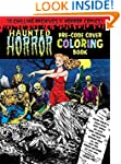 Haunted Horror Pre-Code Cover Colorin...