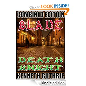 Blade and Death Knight (Fantasy Two Pack) Kenneth Guthrie