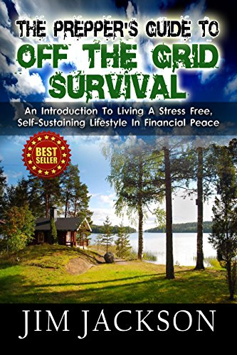how to live off the grid book