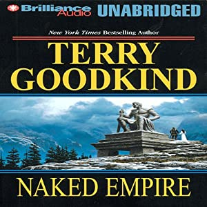 Naked Empire Audiobook