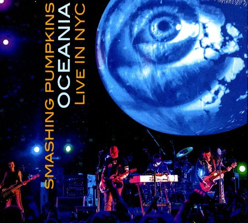 Smashing Pumpkins – Oceania Live in NYC (2CD) (2013) [FLAC]