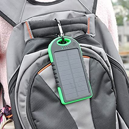 Glcon-5000-mAh-Solar-Power-Bank