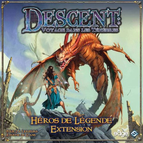 Descent: The Road to Legend Expansion Best Deal