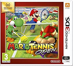 Mario Tennis Open (Selects) /3DS