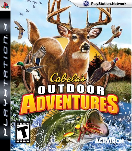 Cabela's Outdoor Adventure '10 - Playstation 3 (Cabelas Fishing compare prices)
